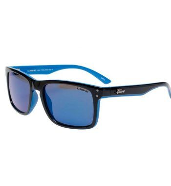 GAFAS DE SOL CHEAP-THRILL-POLAR-MATTBLACK-BLUE